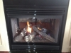 Gas Fireplace Installation - Heat & Glo See-Thru
