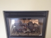 Gas Fireplace Installation- Lennox See-Thru