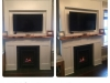 Gas Fireplace Installation - Valor Portrait Series