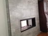 Gas Fireplace Installation - Valor L1 Linear See-Thru