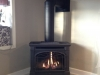 Gas Stove Installations - Lopi Berkshire Stove