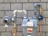 Gas Meter & Outdoor Regulator