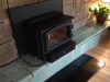 Wood Insert Installation - Regency H2100 Hearth Heater