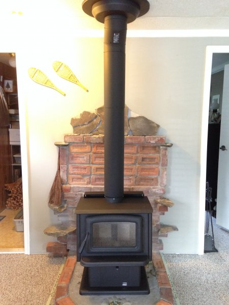 Wood Stove Installations Flametech Heating