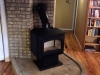 Wood Stove Installation - Timberwolf