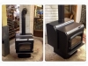 Wood Stove Installation - Drolet Large Wood Stove