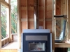 Wood Stove Installation- RSF 320 Wood Fireplace