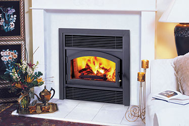 Zero Clearance Fireplace Flametech Heating