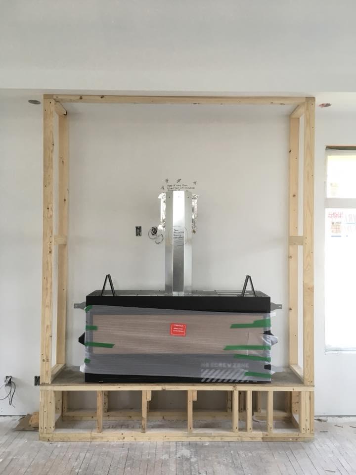 Enviro C60 Gas Fireplace