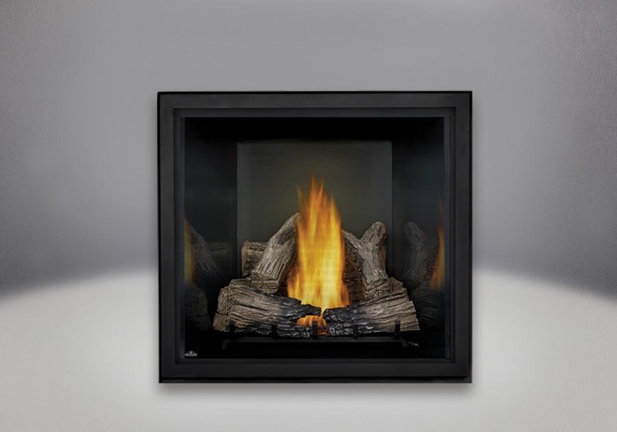 Gas Fireplace 4