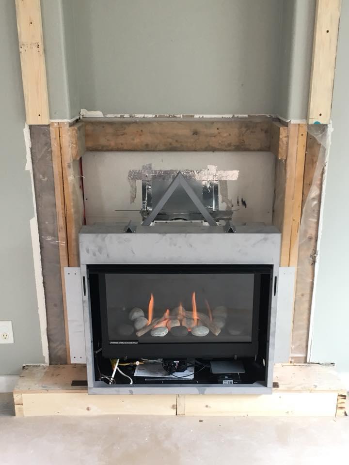 Valor H4 Natural Gas Fireplace