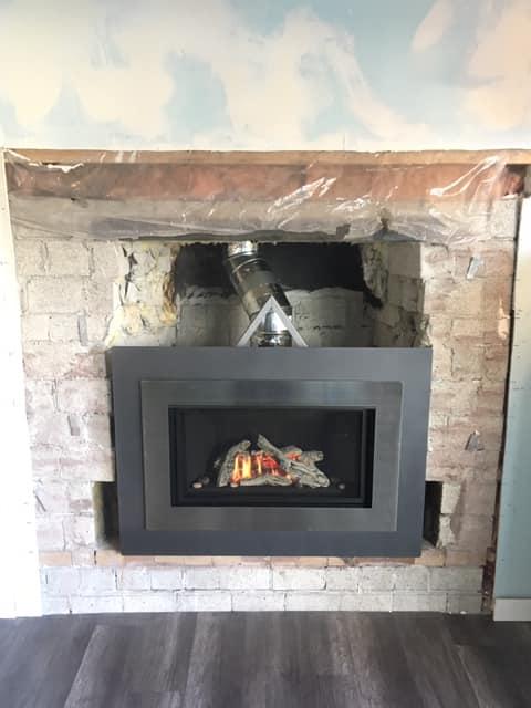 Valor H4 Natural Gas Fireplace 2