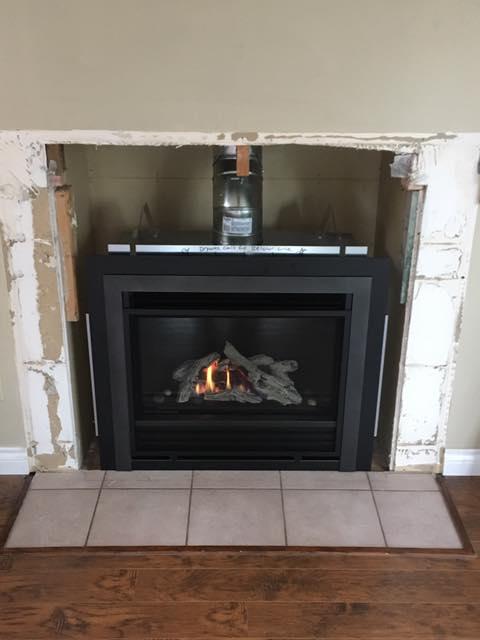 Valor Horizon Natural Gas Fireplace
