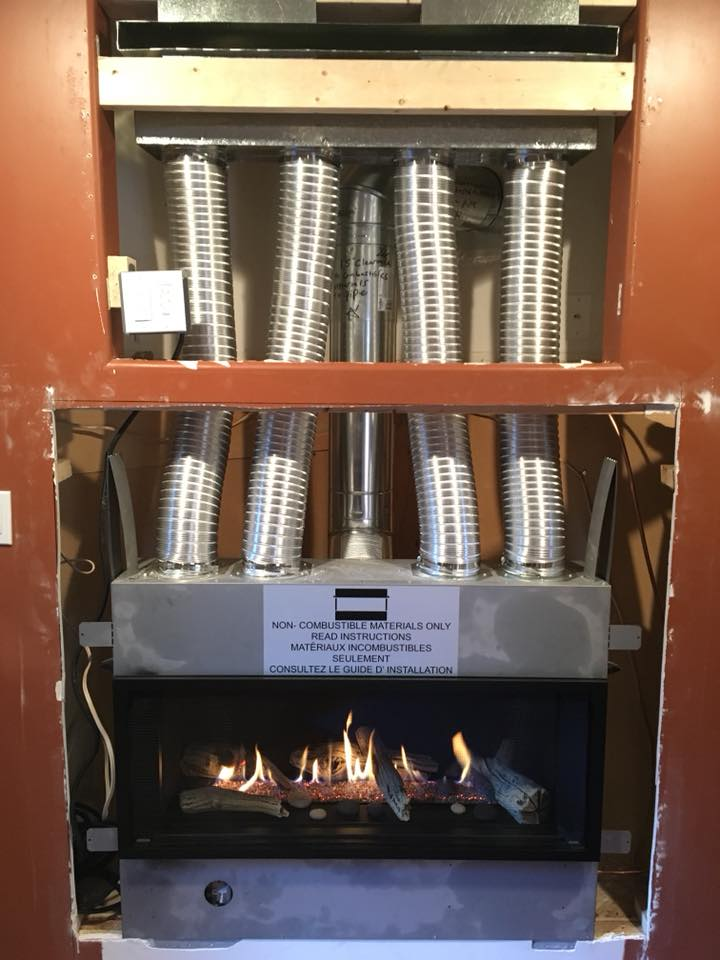 Valor L1 Linear Gas Fireplace 2