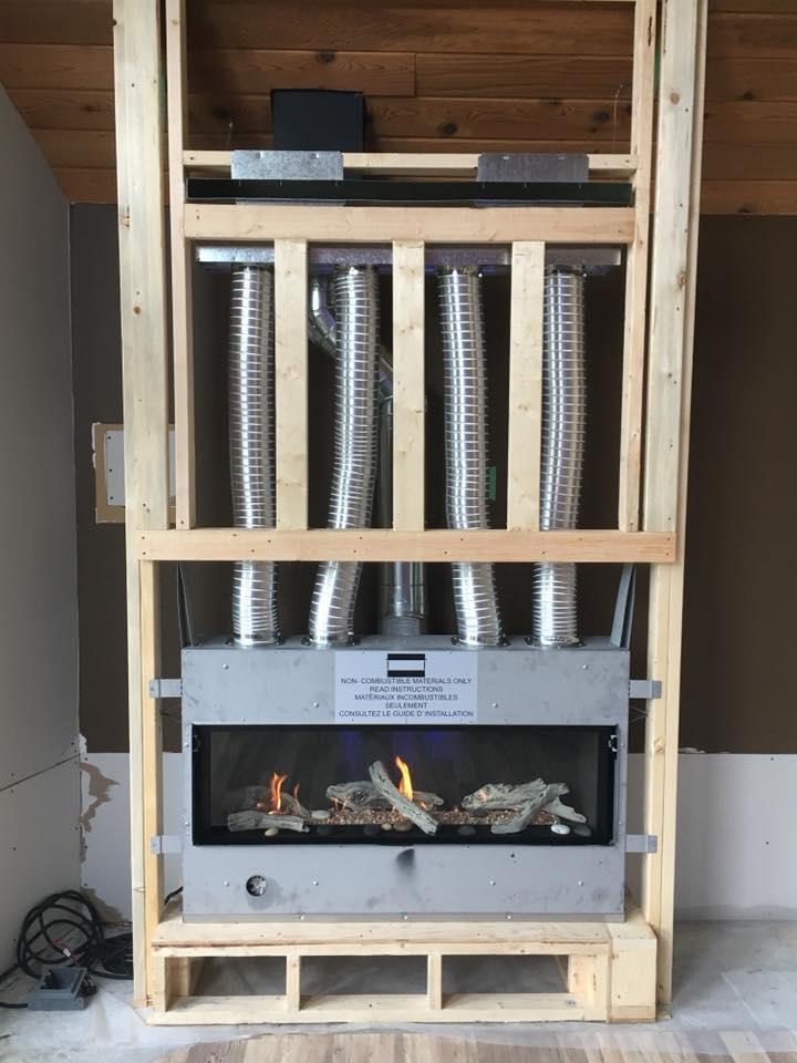 Valor L2 Linear Gas Fireplace