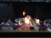 Gas Fireplace Installation - Valor L1 Series Logs