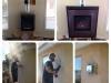 Gas Fireplace Installation - Valor Portrait Series