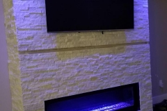 "Napoleon Vector 62"" Linear Fireplace"