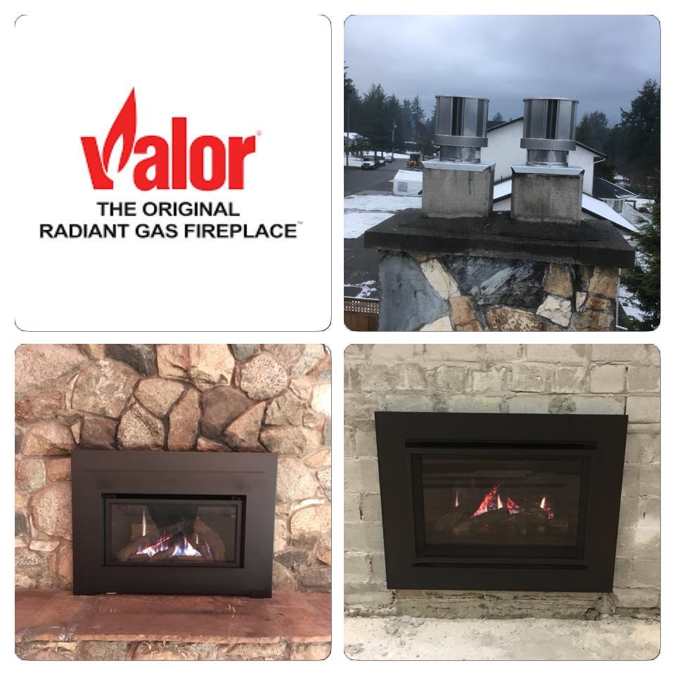 Valor G3 & G3.5 Natural Gas Insert