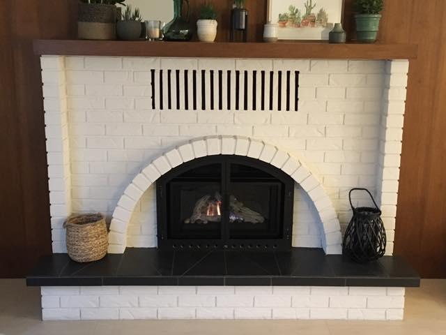 Valor Retro-Fire Gas Insert