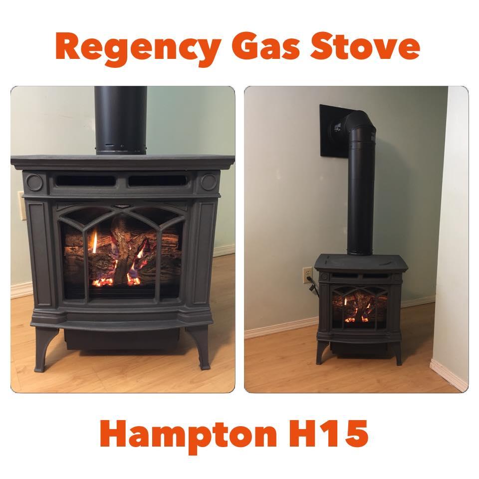 Regency Hampton H15 Gas Stove