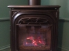 Gas Stove Installations - Valor President Freestanding Stove