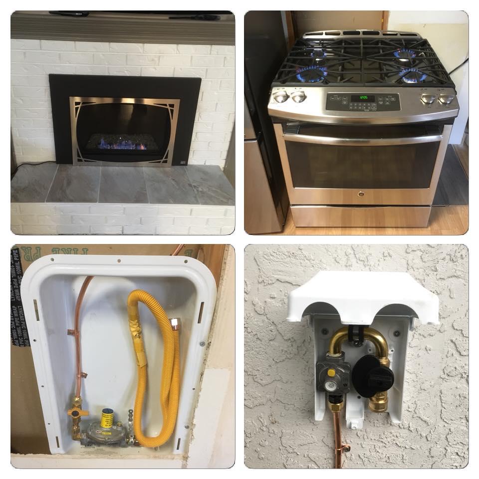 Gas Insert, Range & BBQ Box