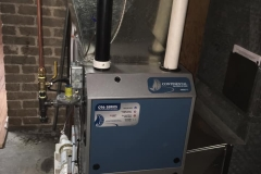 Continental Gas Furnace