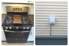Gas Range and BBQ Box