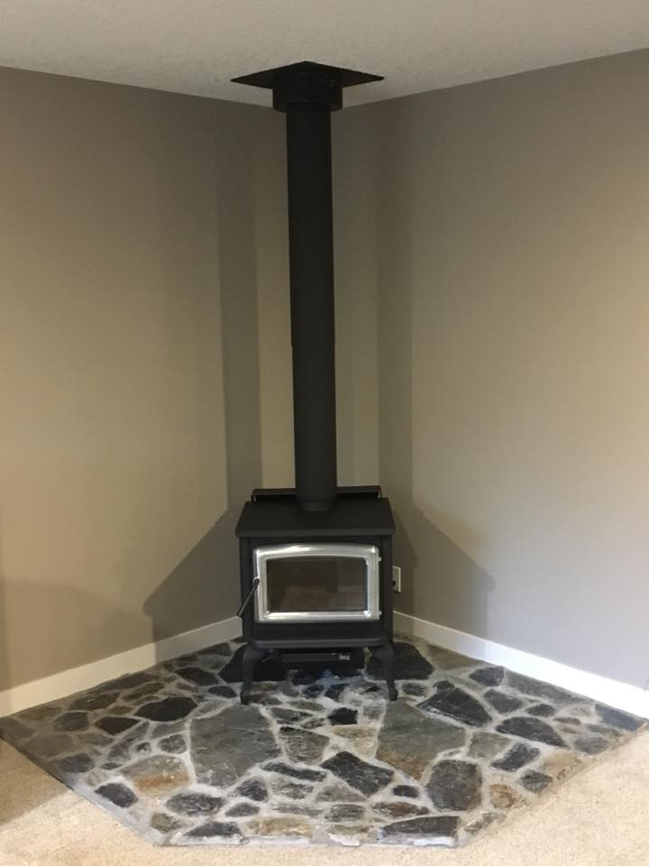 Pacific Energy Super Wood Stove 3