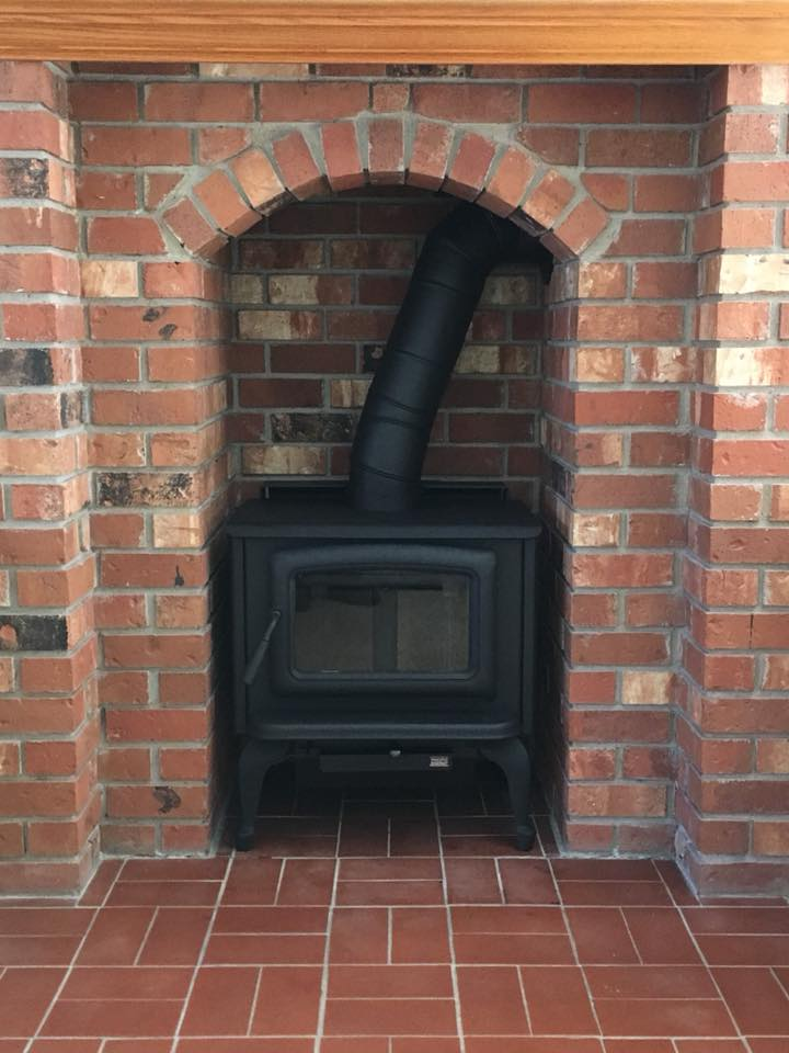 Pacific Energy Vista Wood Stove