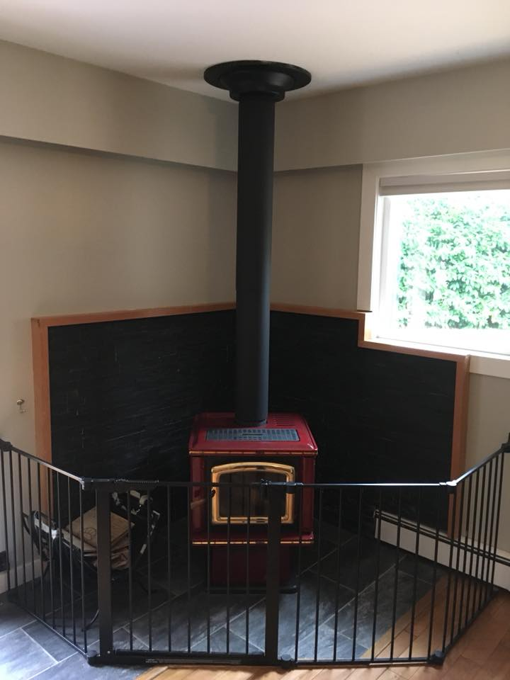 Used Pacific Energy Wood Stove