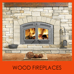 Wood Fireplace Inserts & Service Victoria BC